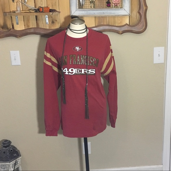 NFL Tops - Vintage 49ers T-shirt